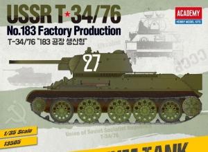 T-34/76 No. 183 Factory Prod.
