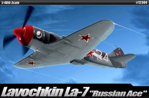 Lavochkin LA- 7 Russian Ace 1:48
