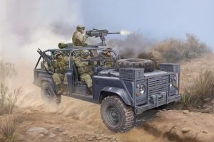 Hobby Boss 82449 Ranger Special Operations Vehicle RSOV w/MK19 - 1:35