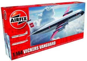 Airfix A03171 Vickers Vanguard 1:144