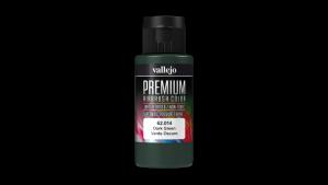Vallejo 62014 Premium Color 62014 Dark Green
