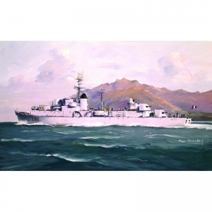 Heller 81093 4 modele fregat E50 - 1:400