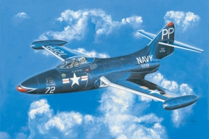 Hobby Boss 87249 F9F-2P Panther - 1:72