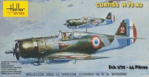 Heller 80214 Curtiss H75 A3 - 1:72