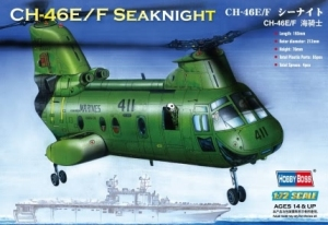 Hobby Boss 87223 Helikopter CH-46E/F Sea Knight - 1:72
