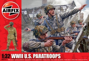 Airfix A02711 WWII US Paratroops 1:32