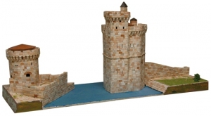 Wieże portu La Rochelle 1:220