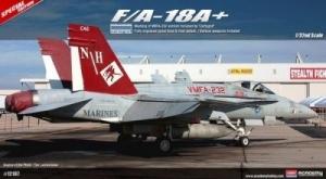 Academy 12107 USMC F/A-18 VMFA-232 Red Devils