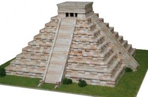 Piramida Kukulcan 1:175