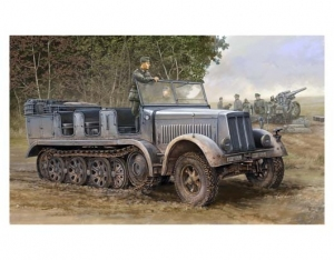 Trumpeter 01514 Sd.Kfz. 7 8 ton Early Version - 1:35