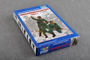 Trumpeter 00402 Figurki - Panzer Division - Poland 1939 Part 1 - 1:35