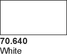 Mecha Color 70640 White