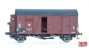 Wagon towarowy kryty Oppeln Grs, DR, Ep. III
