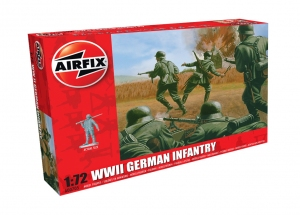 Airfix A00705 WWII German Infantry - 1:76