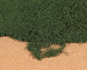 Listowie sosnowa zieleń 28x14 cm