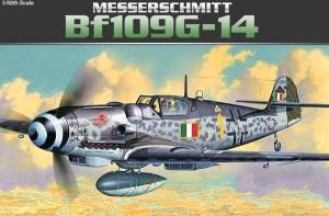 Messerschmitt BF-109G14 1:48