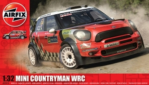 Airfix A03414 Mini Countryman WRC 1:32