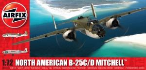 Airfix A06015 North American B25C/D Mitchell - 1:72