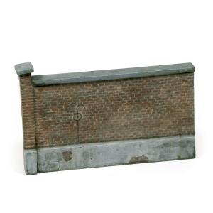 Vallejo SC005 Diorama Accessories Stary mur ceglany 15x10 cm. 1:35