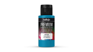 Vallejo 62010 Premium Color 62010 Basic Blue