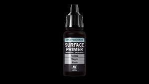 Vallejo 70602 Podkład akrylowy Surface Primer 17 ml. Black