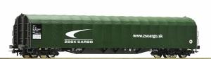 Wagon plandekowy, ZSSK Cargo