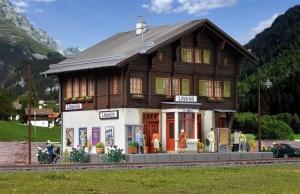 Kibri 39497 Stacja kolejowa Litzirüti
