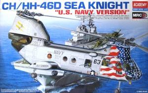 Academy 12207 CH/HH-46D Sea Knight U.S. Navy / Marines