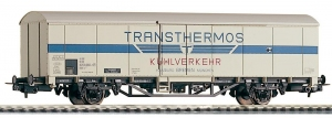 Wagon chłodnia lbbhlps 379 Transthermos, DB, Ep. IV
