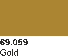 Mecha Color 69059 Gold