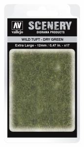 Vallejo SC424 Wild Tuft - Dry Green