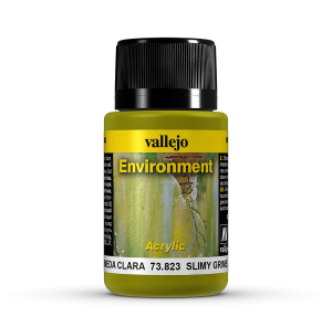 Vallejo 73823 Environment 40 ml. Slimy Grime Light