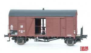 Zestaw 3 wagonów towarowych krytych Oppeln Mrs, Ms, Mrs, DR, Ep. III