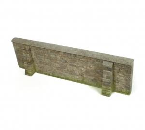 Vallejo SC109 Diorama Accessories Wiejski mur kamienny 24x7 cm. 1:35