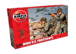 Airfix A00751 WWII US Paratroops - 1:76