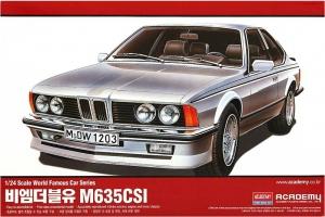Academy 15102 BMW M635 Csi