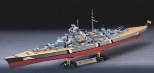 Pancernik Bismarck 1:350