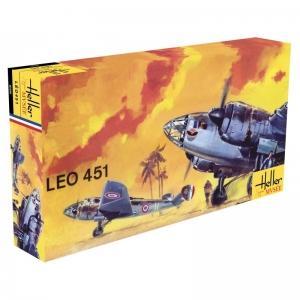 Heller 80389 Liore & Olivier LEO 451 1:72