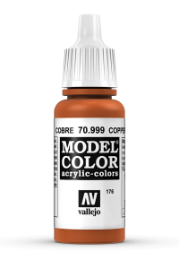 Vallejo 70999 Model Color 70999 176 Copper