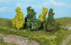Krzewy 6 cm, 5 szt.