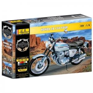 Heller 52913 Starter Set - Honda CB750 Four