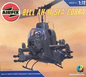 Airfix A04046 Bell AH-1T Sea Cobra - 1:72