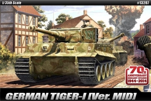 Tiger 1 (ver. Mid)