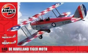 Airfix A04104 de Havilland DH82aTiger Moth - 1:48