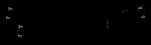 Zwrotnica łukowa prawa R438 mm, 22,5st. & 33,75st.