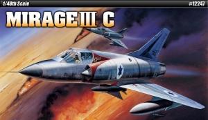 Mirage IIIC 1:48