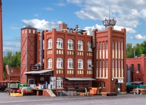 Kibri 39814 Budynki fabryczne