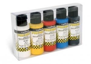 Zestaw Premium RC Color 5 farb - Opaque Basics