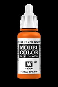 Model Color 70733 207 Orange Fluo