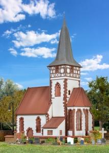 Kibri 39772 H0 Kościół wiejski w Ditzingen